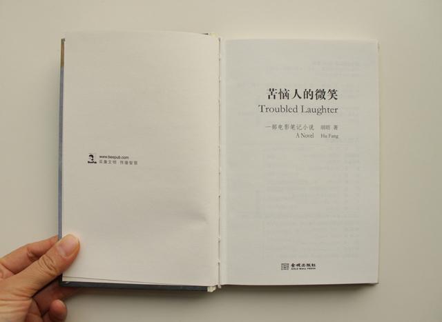 胡昉《苦恼人的微笑》一部电影笔记小说 (2)