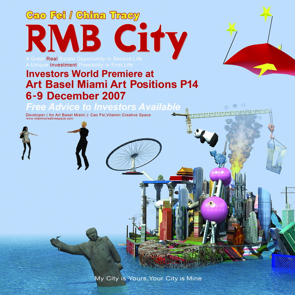 2007 Invitation_RMB City_Art Basel Miami