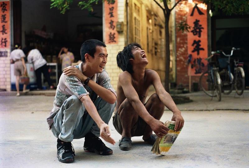 04 Me and My Teacher, photo,1993,200K
