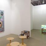 2017年巴塞尔艺术博览会展位现场。 图片:维他命文献库