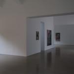 """""""王音:友谊""""空间展览现场,镜花园,2018年。 图片:维他命文献库"""