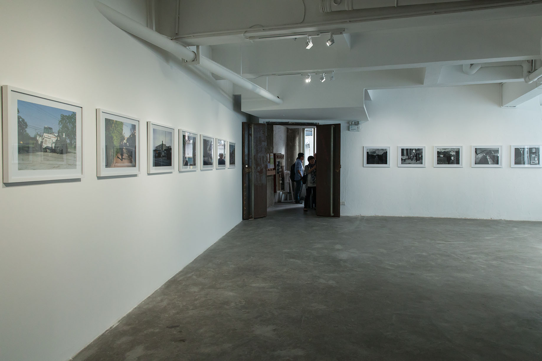 x01-展览现场 exhibition view