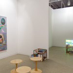Booth view at Art Basel 2017. Image: Vitamin Archive