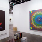 Booth view at Art Basel Hong Kong, 2018. Image: Vitamin Archive