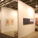 Booth view at Art Basel | Basel 2018. Image: Vitamin Archive