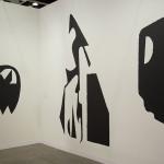 Booth view at Art Basel | Basel 2019. Image: Vitamin Archive